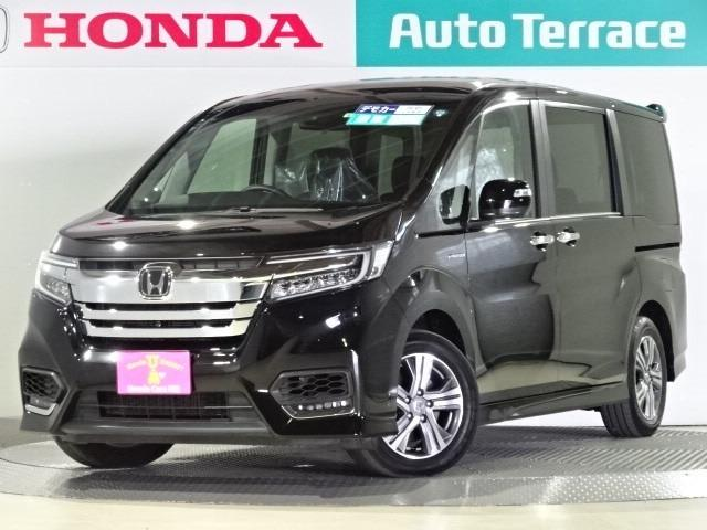ホンダ スパーダハイブリッド G・EX ホンダセンシング 元当社デモ