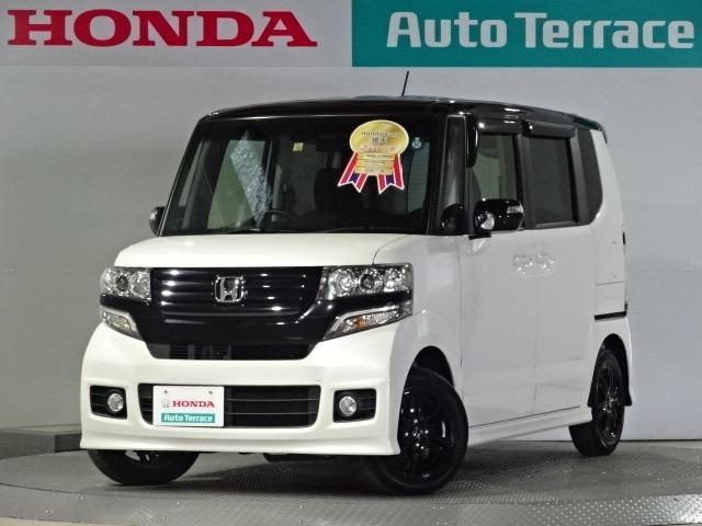 「ホンダ」「N-BOXカスタム」「コンパクトカー」「埼玉県」の中古車