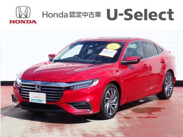 ホンダ EX 2年保証 禁煙車 ホンダセンシング 試乗車 純正ナビ