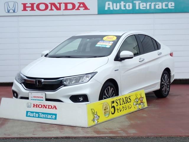 ホンダ ハイブリッドEX・ホンダセンシング 3年保証付 当社試乗車