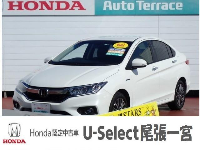 ホンダ ハイブリッドEX・ホンダセンシング 禁煙車 当社デモカー