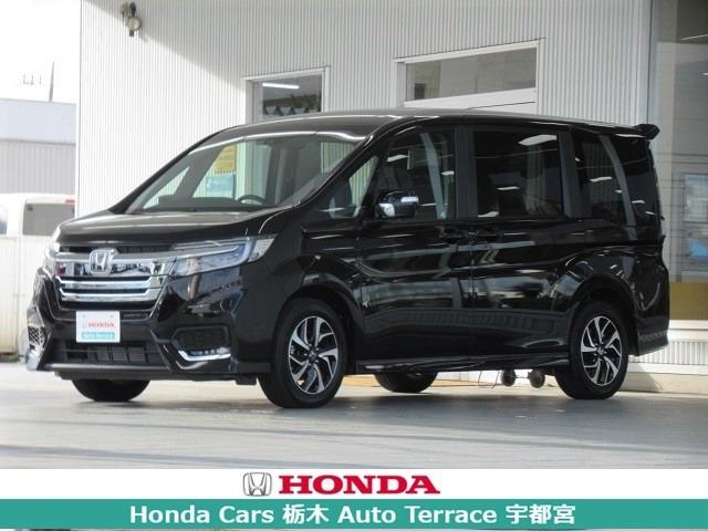 ホンダ スパーダ ホンダセンシング デモカー・ナビリヤカメラ衝突軽減