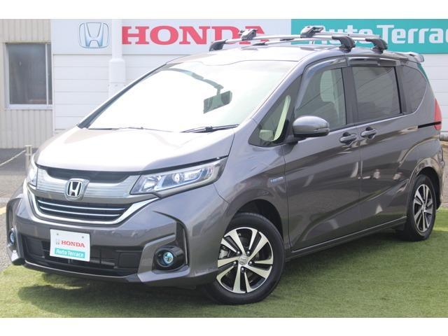 ホンダ ハイブリッドEX Honda SENSING WPスラ ナビ