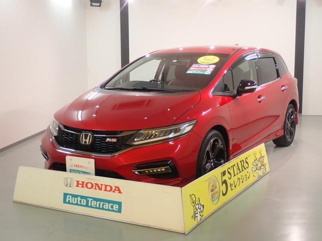 ホンダ RS・ホンダセンシング 3年保証付 純正ナビ Rカメラ