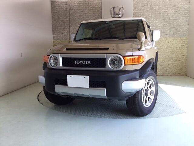 トヨタ 4.0 4WD メモリーナビ ETC