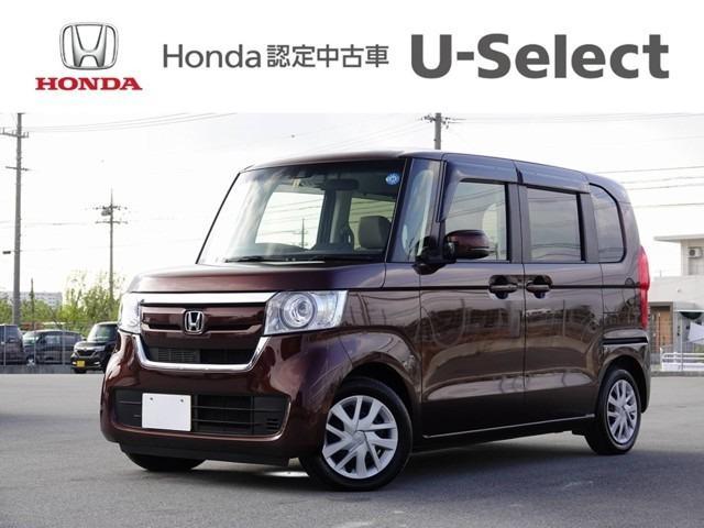 N-BOX(沖縄 中古車) 色:ブラウンパール 価格:149.8万円 年式:2018(平成30)年 走行距離:0.8万km