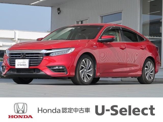 ホンダ EX デモカー・ナビリヤカメラ衝突軽減ブレーキ