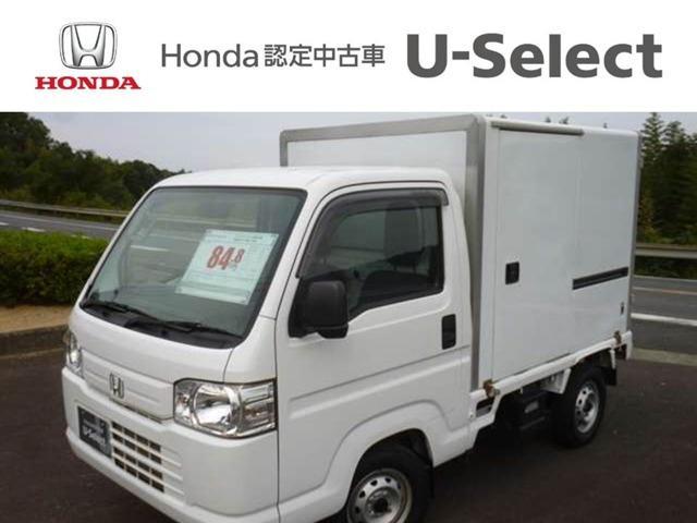 ホンダ デリバリー660保冷4型 左側スライド扉 4WD