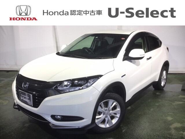 「ホンダ」「ヴェゼル」「SUV・クロカン」「新潟県」の中古車