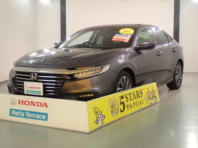 ホンダ EX ホンダセンシング 3年保証付 当社試乗車