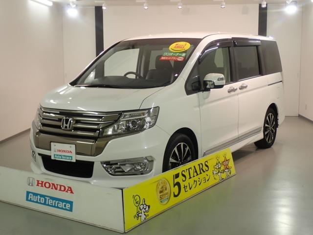 「ホンダ」「ステップワゴンスパーダ」「ミニバン・ワンボックス」「愛知県」の中古車