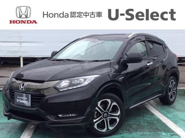 「ホンダ」「ヴェゼル」「SUV・クロカン」「富山県」の中古車