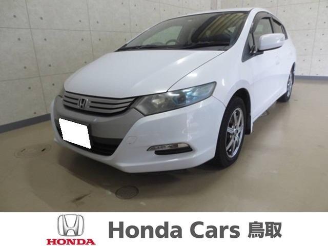 「ホンダ」「インサイト」「セダン」「鳥取県」の中古車