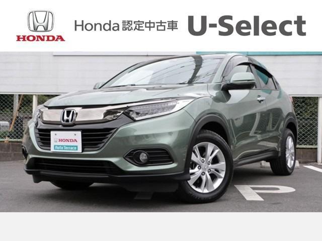 「ホンダ」「ヴェゼル」「SUV・クロカン」「東京都」の中古車