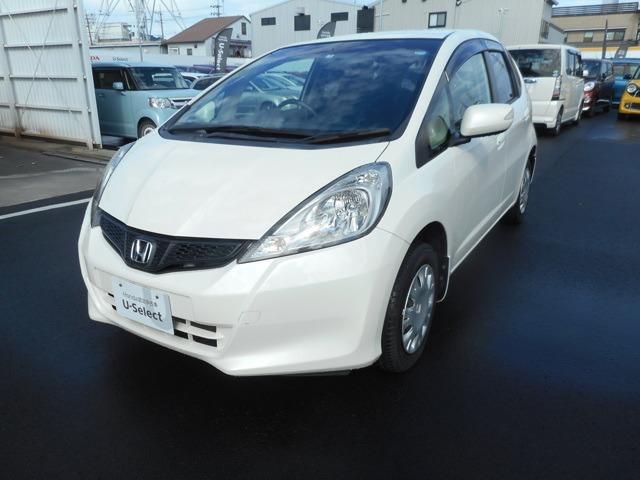 「ホンダ」「フィット」「コンパクトカー」「静岡県」の中古車