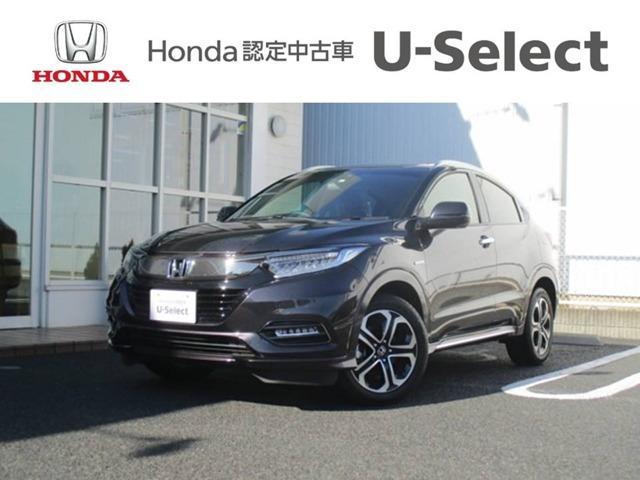 ホンダ ハイブリッドZ・ホンダセンシング 当社デモカー センシング