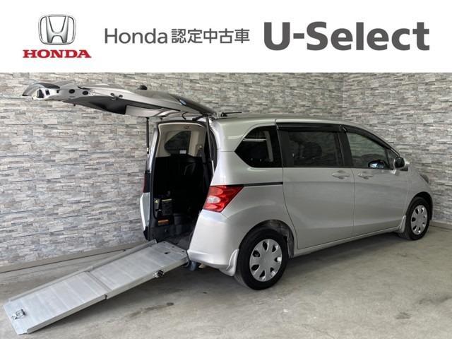 ホンダ X車椅子仕様車 外品ナビ 福祉車両 福祉車両 車椅子仕様車