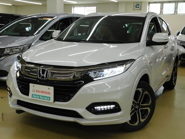 ホンダ ハイブリッドZ・ホンダセンシング 当社展示車 ETC リア