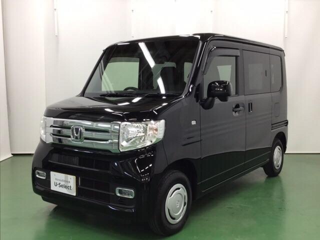 「ホンダ」「N-VAN+スタイル」「軽自動車」「長崎県」の中古車