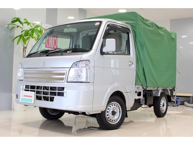 スズキ キャリイトラック 660 KCスペシャル 3方開 4WD...