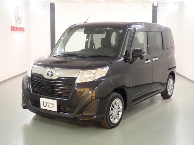 トヨタ 1.0 G 新車保証継承 禁煙車 純正ナビ Rカメラ