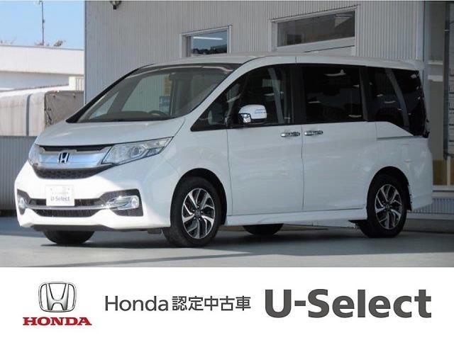 ホンダ スパーダ ナビ・リヤカメラ・衝突軽減ブレーキ・ETC