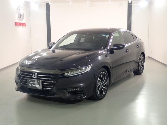 ホンダ EX・ブラックスタイル ホンダセンシング 試乗車 地デジCD