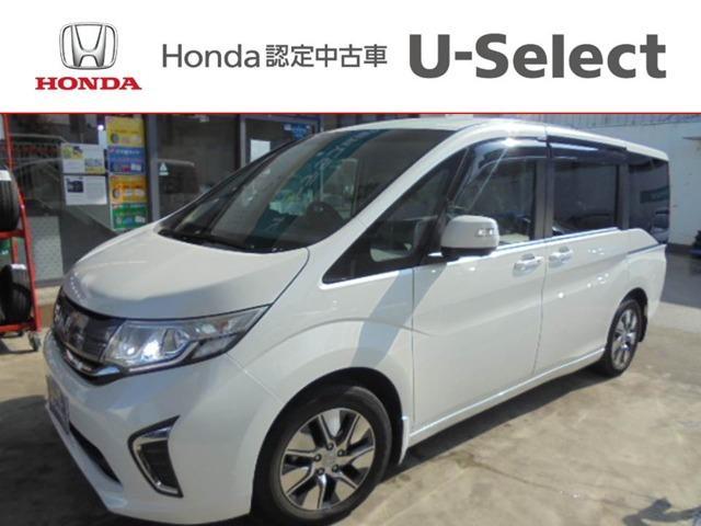 ホンダ G・EX ホンダセンシングフルセグインターナビ