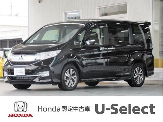 ホンダ スパーダ ナビ・リヤカメラ・ETC・衝突軽減ブレーキ