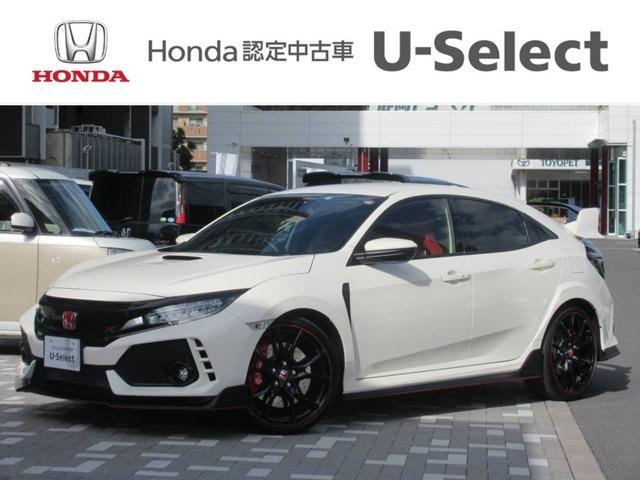 タイプR Honda純正ナビ フルセグ バックカメラ