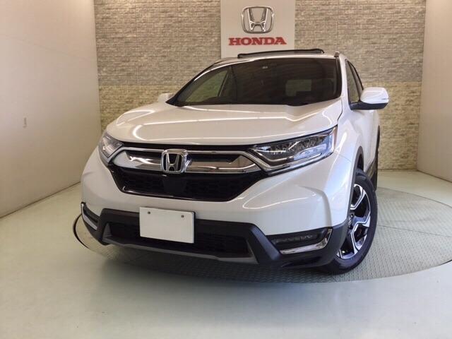ホンダ EX・マスターピース ホンダセンシング 茶色レザーシート S