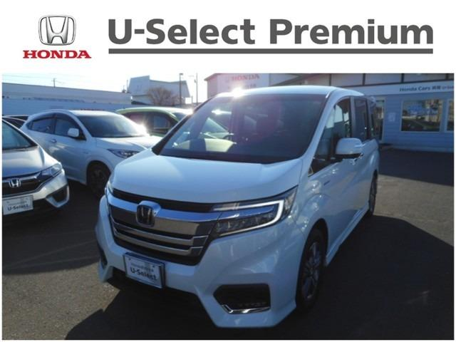 Photo of HONDA STEPWAGON SPADA SPADA HYBRID G HONDA SENSING / used HONDA