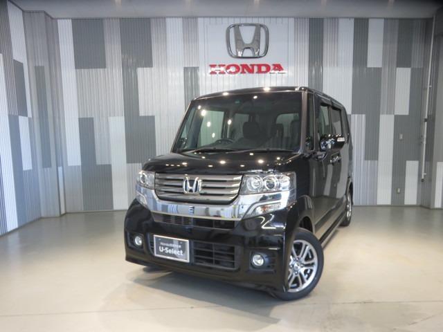 「ホンダ」「N-BOX+カスタム」「軽自動車」「和歌山県」の中古車