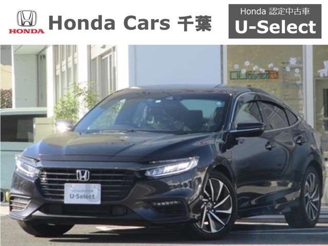 ホンダ EX・ブラックスタイル 試乗車 デモカー 運転支援 ドラレコ