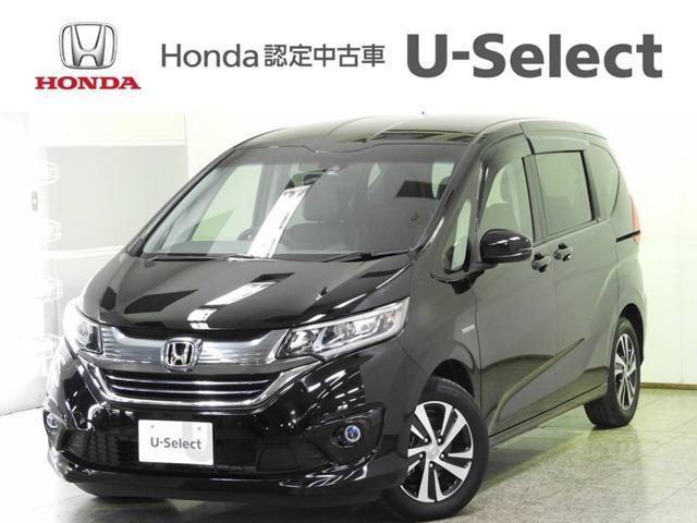 ホンダ ハイブリッド・EX 純正ナビ カメラ リヤ席モニター ETC