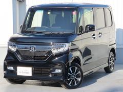 N−BOXカスタムG・Lホンダセンシング 当店元試乗車・メモリーナビ4WD