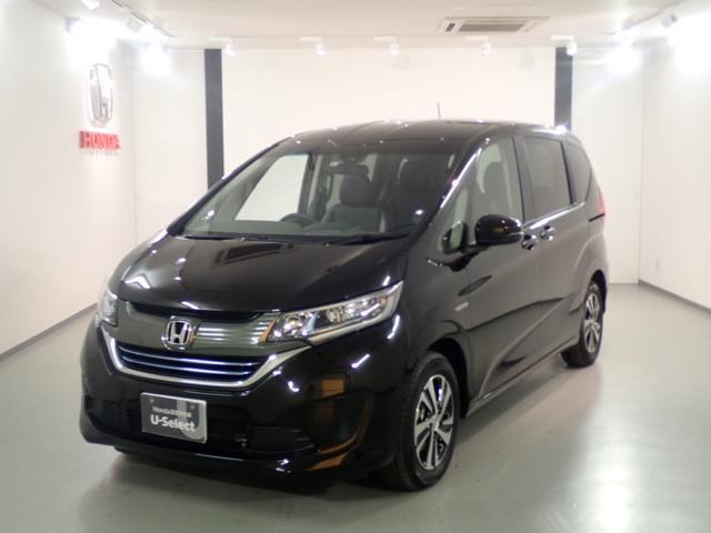 ホンダ ハイブリッド・EX ホンダセンシング 当社試乗車