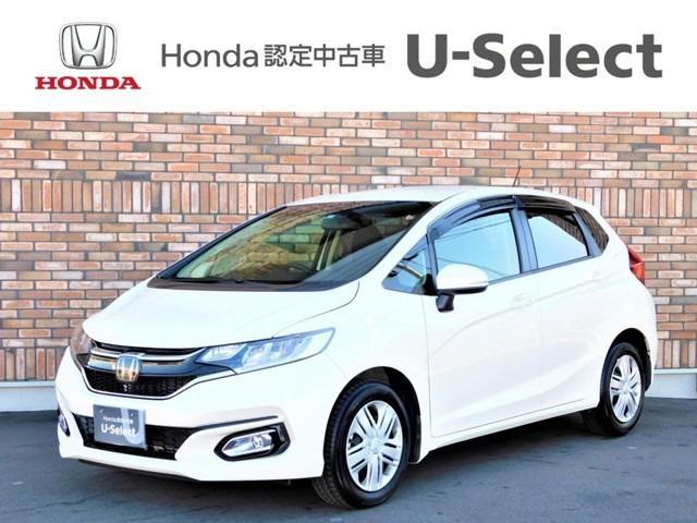ホンダ フィット 13G・L HondaSENSING ナビ
