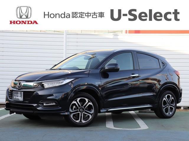 ハイブリッドZ・ホンダセンシング 当社元試乗車 Honda
