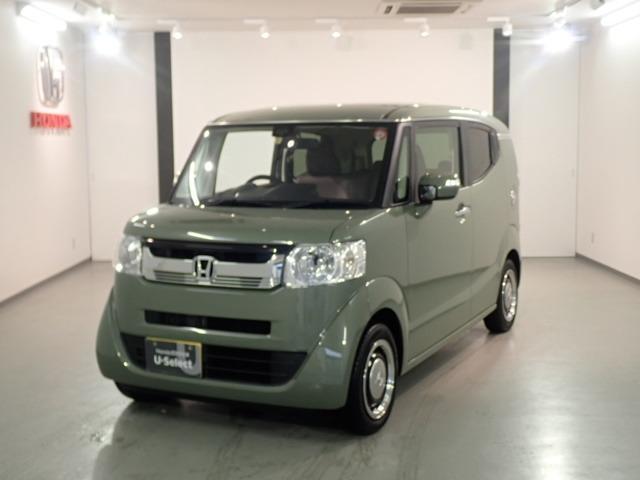 ホンダ G・Lインテリアカラーパッケージ 新車保証 禁煙車 試乗車