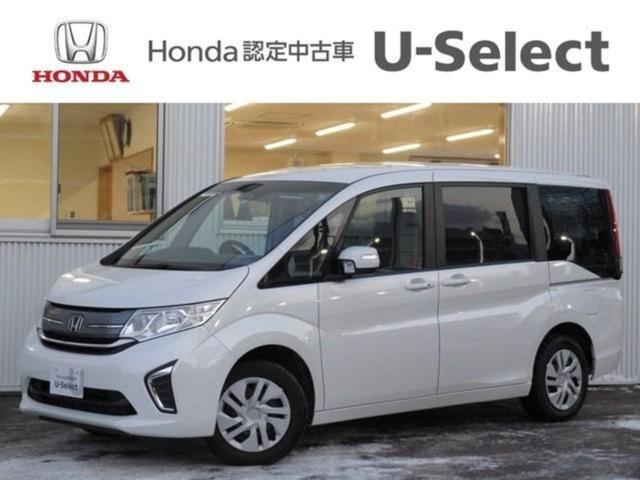 G ホンダセンシング 4WD カロッツェリアナビ 両側電動(1枚目)