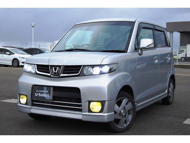 「ホンダ」「ゼストスパーク」「コンパクトカー」「福井県」の中古車