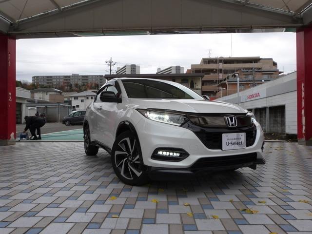 ホンダ RS・ホンダセンシング ナビETC