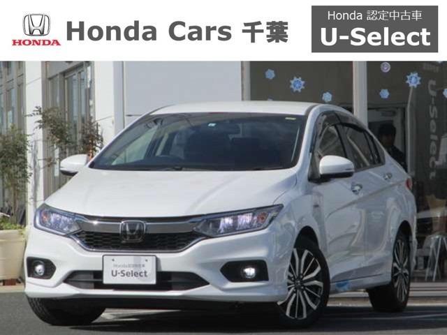 ホンダ ハイブリッドEX・ホンダセンシング 試乗車 デモカー ETC