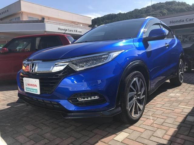 Photo of HONDA VEZEL TOURING HONDA SENSING / used HONDA