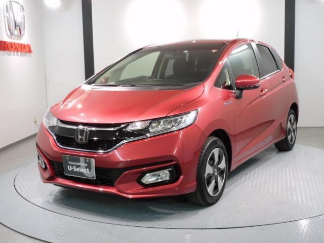 ホンダ L ホンダセンシング 新車保証継承 地デジ LEDライト