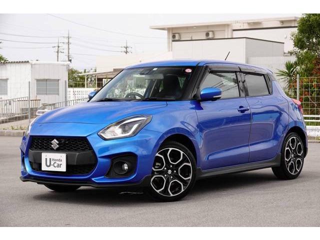 沖縄県の中古車ならスイフト スポーツ 1.4 6MT