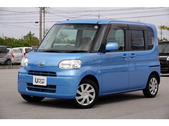 沖縄県の中古車ならタント Xスペシャル スマートキー・CD付き
