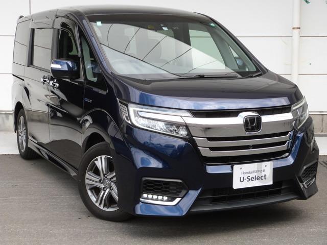 ホンダ スパーダハイブリッド G・EX ホンダセンシング 元試乗車