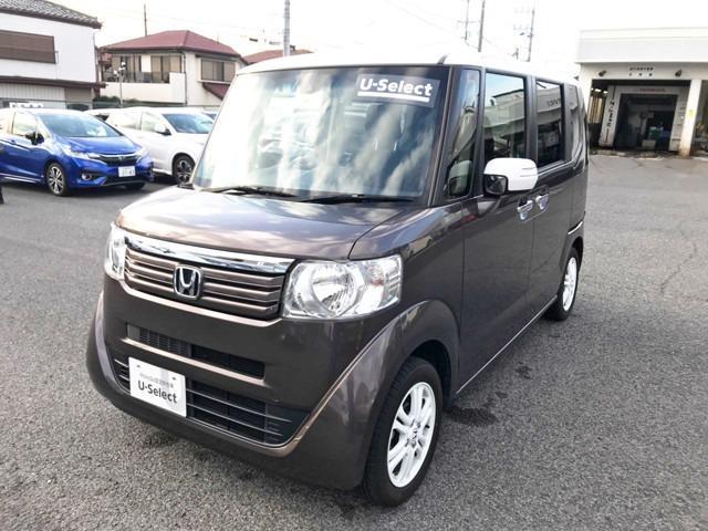 ホンダ 2トーンカラースタイル G・Lパッケージ ワンオナ当社新車販